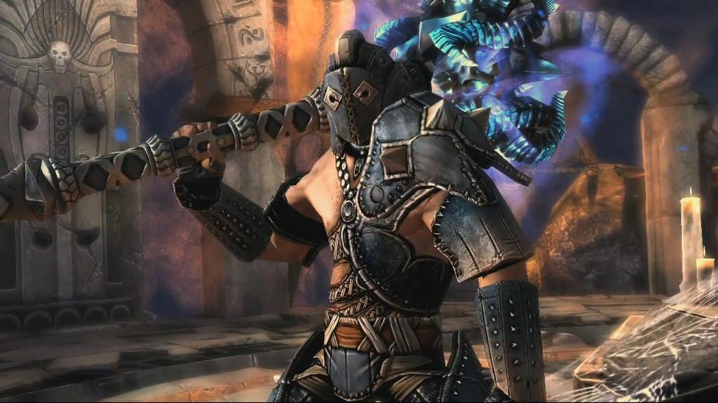 Infinity Blade - Il gioco della settimana per iOS e Android