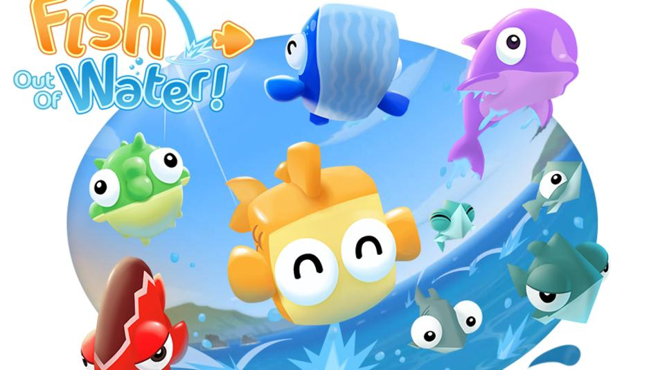 Fish Out Of Water | Volano Pesci - Download di Fish Out Of Water