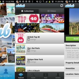 Airbnb App e viaggi in tutto il Mondo. Prenota il tuo alloggio Adesso!
