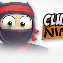 Clumsy Ninja è finalmente uscito nell'App Store, Download Now!