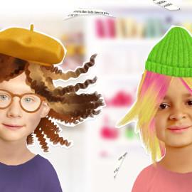 Toca Hair Salon Me, la nuova App per cambiare Look in un Click!