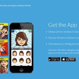 BitStrips, l'App più di tendenza che spopola nel Web – E' già Record!