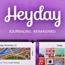 Con HeyDay puoi trasformare il tuo iPhone nel tuo diario segreto!