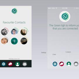 Con iOS 7 WhatsApp cambia Look, cosa aspetti a provarlo!