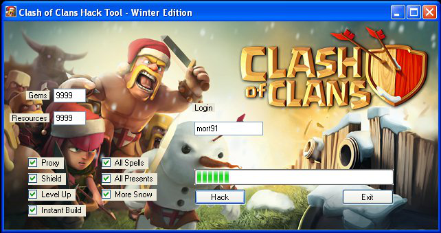 Trucchi Clash of Clans Gemme infinite Android