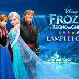 Frozen Lampi di Gemme – il nuovo gioco Disney per iOS e Android