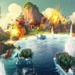 Boom Beach APK - Dai creatori di Candy Crush, ora disponibile su iOS!