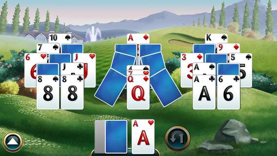 fairway solitario gioco