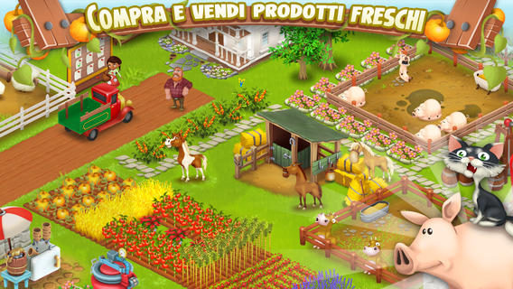 Hay Day per PC foto