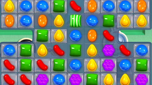 candy crush saga per pc foto