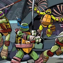 Tratarughe Ninja Corsa sui tetti – Il nuovo gioco per iOS