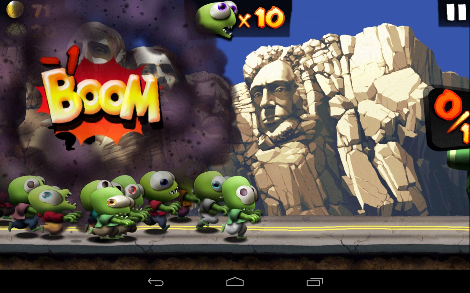 il gioco zombie tsunami