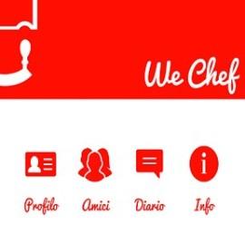 WeChef – Condividi i tuoi piatti!